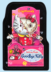 'Goodbye Kitty'