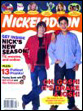 Nickelodeon September 2005 magazine cover