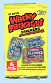 Wacky Packages All-New Series 2 pack