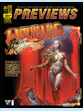 Previews September 2005 cover